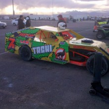 2012 Bryan Burnes - Rage Chassis