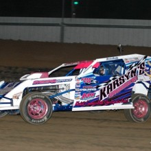 2012 Darrin Duffy - Rage Chassis
