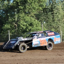 2012 Lonnie Heap - Rage Chassis