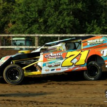 Troy Cordes - Rage Chassis ( Dunkerton, IA )