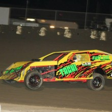 2013 Rage Chassis - Bryan Burnes