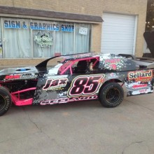 2013 Rage Chassis - Clay Sellard
