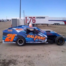 2013 Rage Chassis - Jeff Hunter