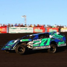 2013 Rage Chassis - Troy Cordes 2