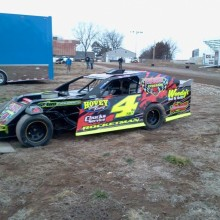 2013 Rage Chassis - Troy Hovey