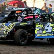 2013 Rage Chassis - Troy Hovey USRA